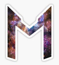 Markiplier Space Logo Sticker