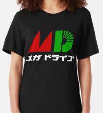Sega Mega Drive T-shirt ajusté