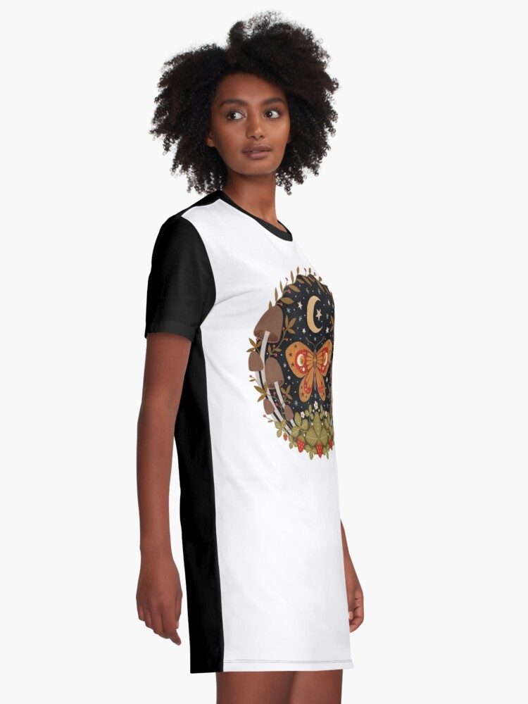 Alternate view of The king of tiny kingdoms Graphic T-Shirt Dress