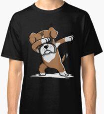 Dabbing Boxer Funny Classic T-Shirt