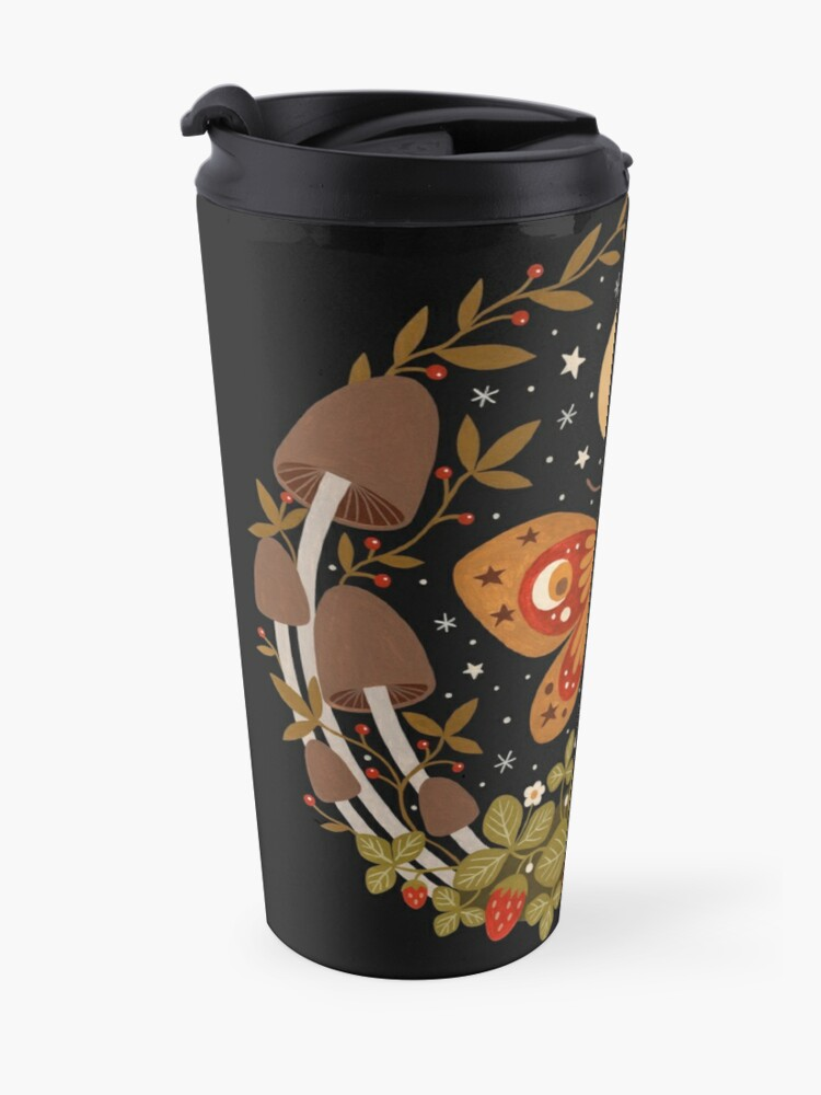 Alternate view of The king of tiny kingdoms Travel Mug