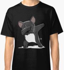 Dabbing French Bulldog Funny Classic T-Shirt