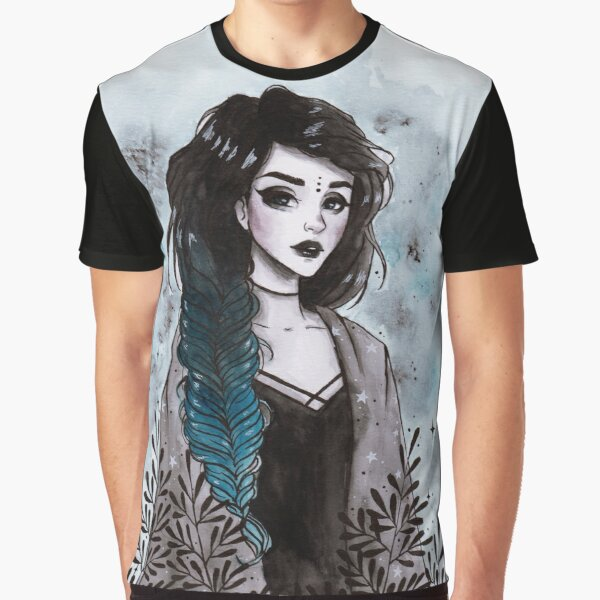 Modern witch Graphic T-Shirt
