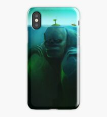 Lonely Island iPhone Case