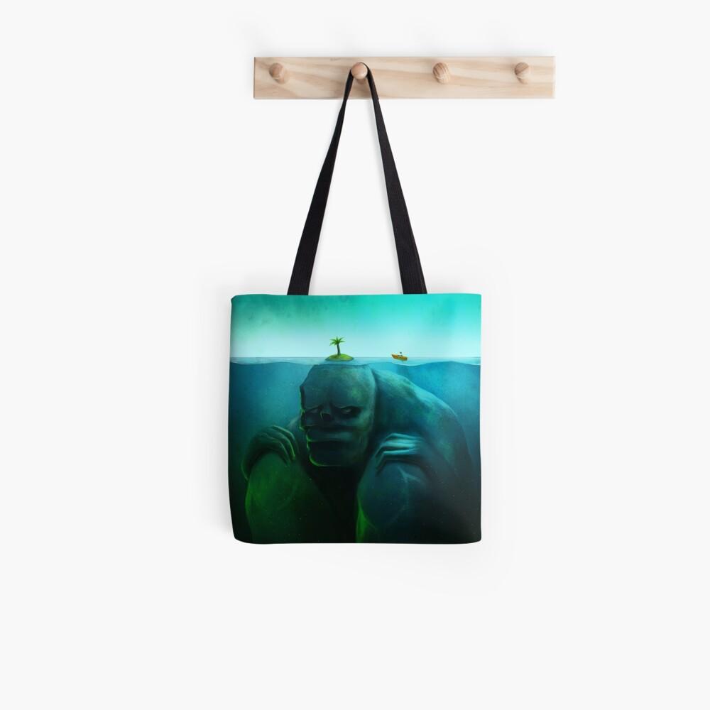 Einsame Insel Tote Bag