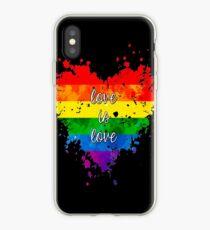 Vinilo o funda para iPhone El amor es el amor