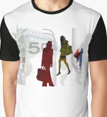 People shopping Graphic T-Shirt
