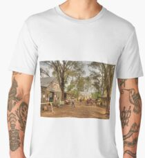 Wild West Wilberforce Men's Premium T-Shirt