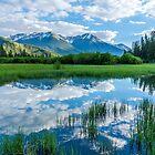 Vermilion Lakes by MichaelJP