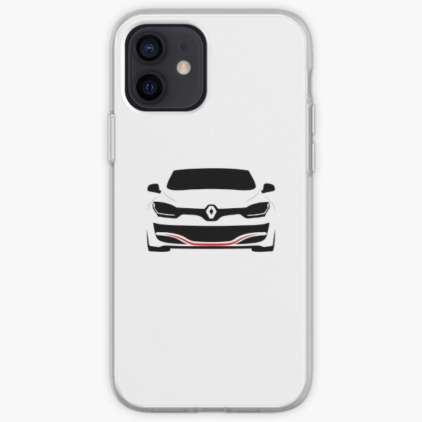 Mégane RS Trophy-R Funda blanda para iPhone