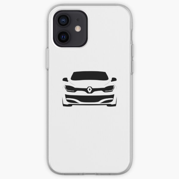 Megane RS Funda blanda para iPhone