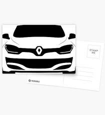 Mégane RS Postcards
