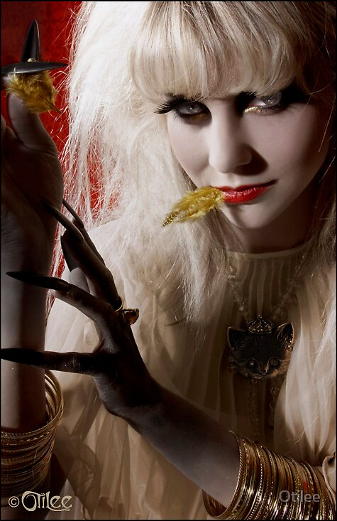 Lilith - I by Otilee