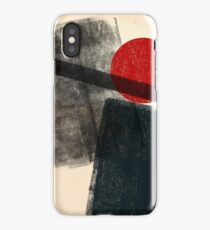 Abstract Print 6 iPhone Case