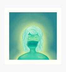 Water Spirit Art Print