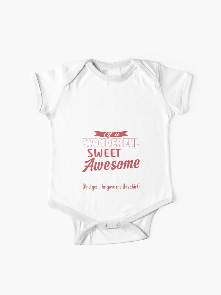 My Uncle SAYS IM The Greatest Niece Ever Funny 100/% Cotton White Baby Vest OR BIB