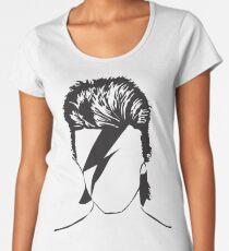 Camiseta premium para mujer Hombre estrella