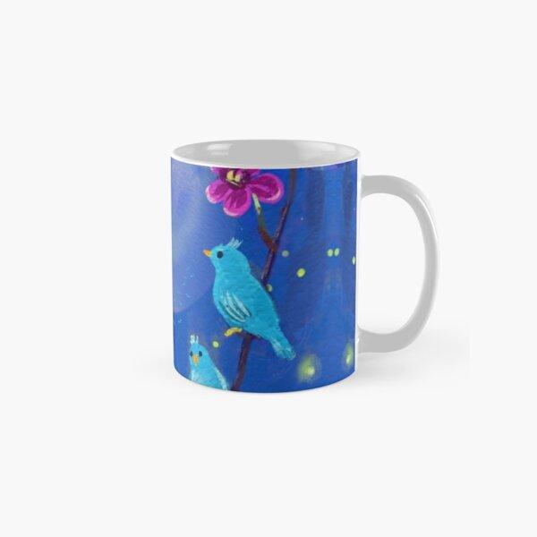 Blue birds Classic Mug