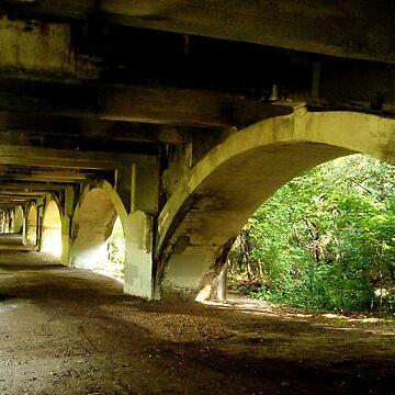 Beneath the Bridge II by TangoLea