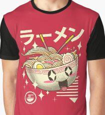 Kawaii Ramen Graphic T-Shirt