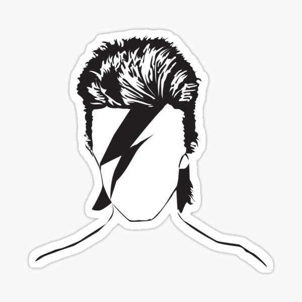 Star man 2 Sticker