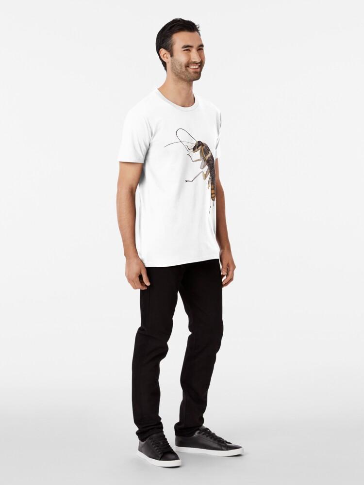 Alternate view of Cockroach Premium T-Shirt