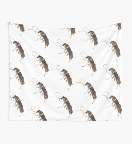 Cockroach Wall Tapestry