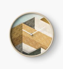 Library In Tangent Clock