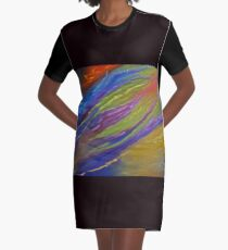 Abstract 29 Graphic T-Shirt Dress