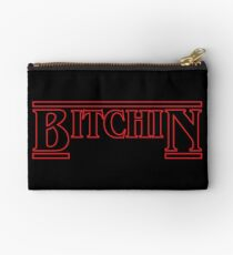 Stranger things eleven  Studio Pouch