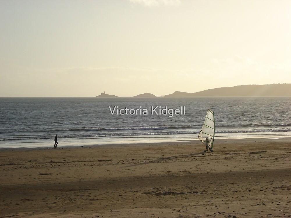 Swansea Bay by Victoria Kidgell