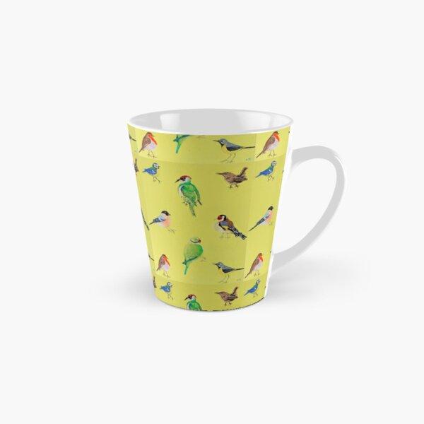 Garden Birds Tall Mug