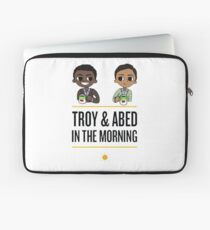 troy and abed in the morning Laptop Sleeve