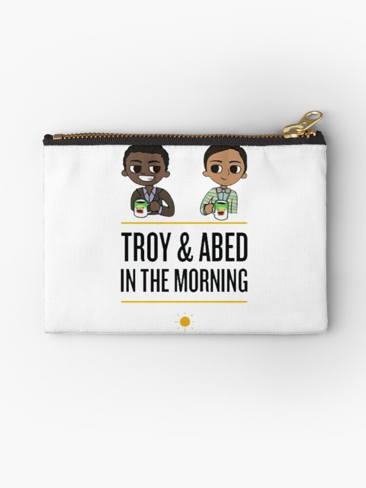 troy and abed in the morning by losehasona