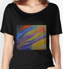Abstract 29 Women's Relaxed Fit T-Shirt