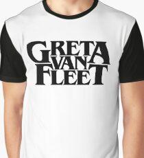 Greta Van Fleet Graphic T-Shirt
