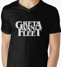 Greta Van Fleet (rock band) Men's V-Neck T-Shirt