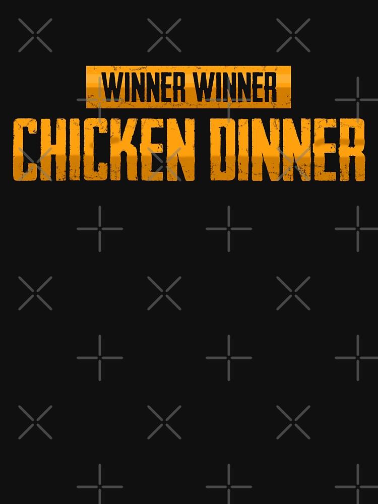 Winner Winner Chicken Dinner by AngryMongo