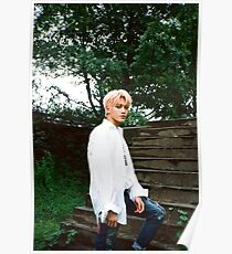 NCT TAEYONG CURE Poster