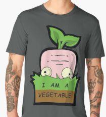I am a Vegetable! Men's Premium T-Shirt