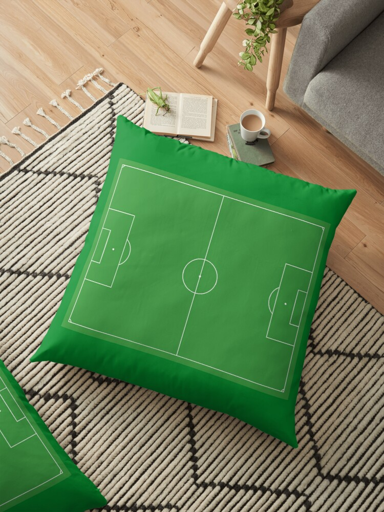 Soccer Pitch, Football Pitch, Soccer Field, Football Field, Football, Soccer, LANDSCAPE by TOM HILL - Designer