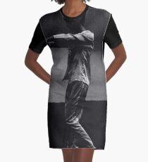 passive Graphic T-Shirt Dress