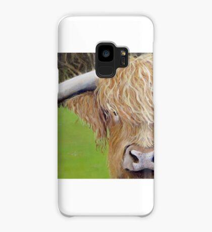 Hamish the Highland Coo Case/Skin for Samsung Galaxy