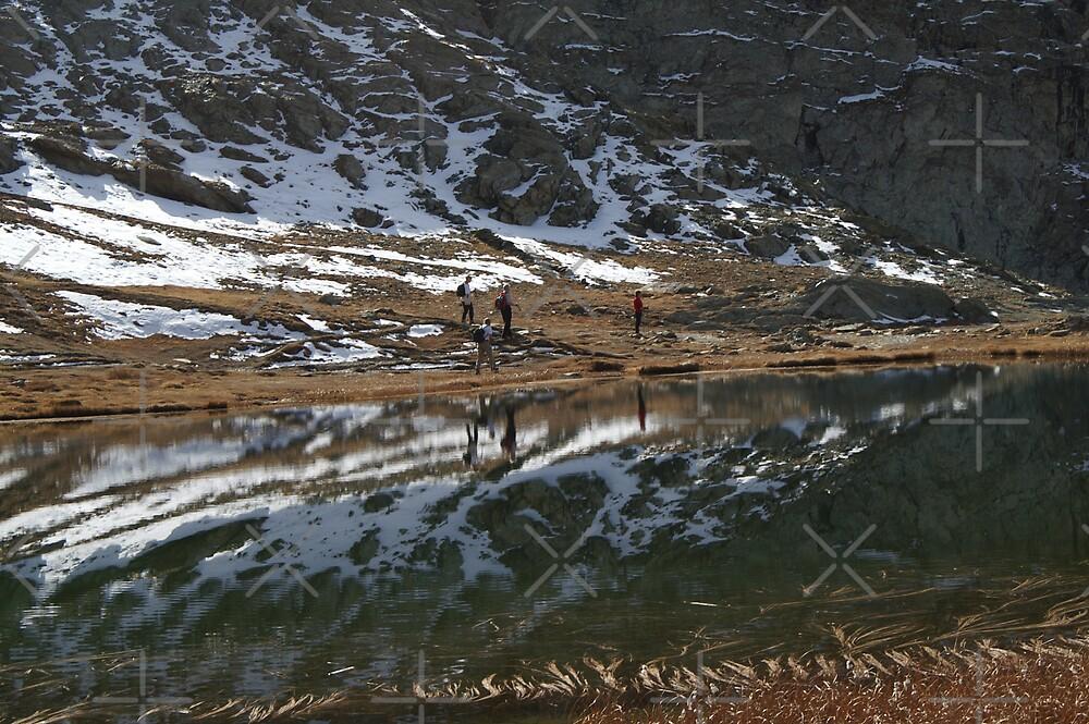 reflections by poupoune