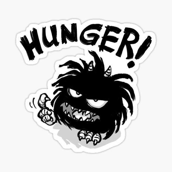 CORNIBUS HUNGER! Sticker