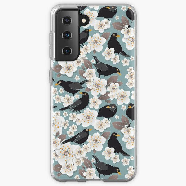 Waiting for the cherries I Samsung Galaxy Soft Case