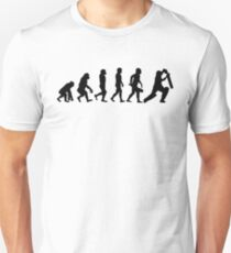 Evolution of Cricket Unisex T-Shirt