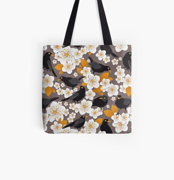 Waiting for the cherries II All Over Print Tote Bag