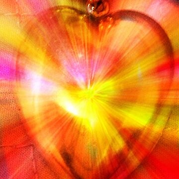 Heart Portrait by joanofangels