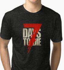 Blood Days Tri-blend T-Shirt